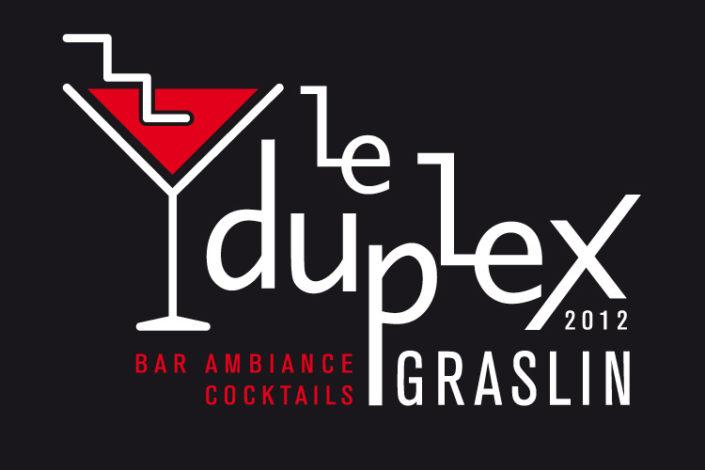 Panneau Dibond® pour Le duplex Graslin, café tendances