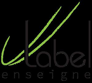 Label Enseigne